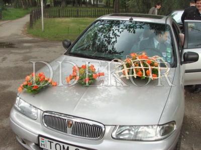 Brautwagenschmuck