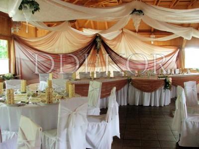 Raumdekoration für Hochzeitsfest 2