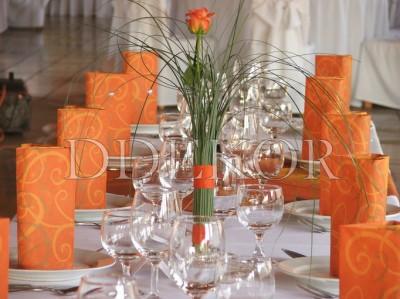 Extra gedeckter Tisch