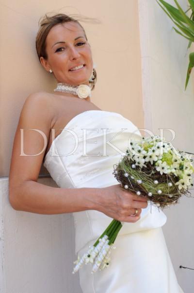 Besonderer Brautstrauß