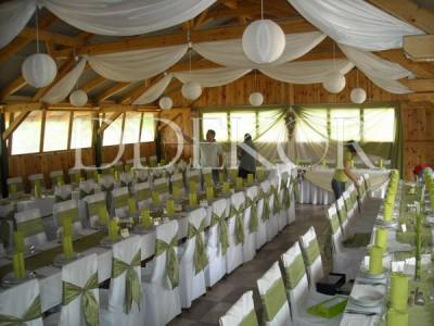 Ddekor Deckenverzierung Mit Laternen Dekoration Hochzeit