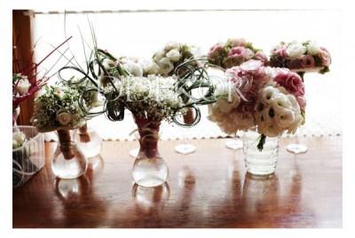 Elternstrauß, Wurfstrauß, Brautjungfernblumen